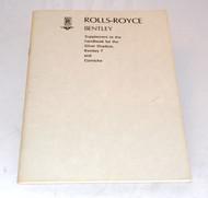 Supplement Handbook (TSD2856)