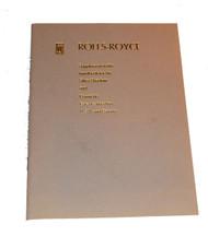 Supplement Handbook (TSD2855)