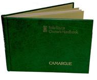 Camargue Owner's Handbook (TSD4314)