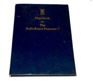 Handbook, Phantom V (TSD533)