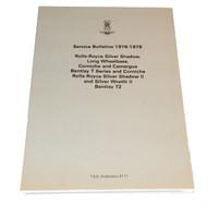 Service Bulletins (TSD4171)