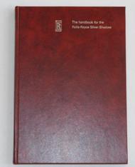 Owner's Handbook TSD2216 Shadow USA