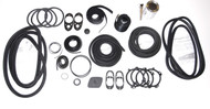 Corniche Coupe Weatherstrip Package Kit XC-1000CP