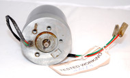Round Window Motor (pin fitting) 1978-80 (VIN 36422-41686), 1980-86 (VIN 1001-17000) (UD71195)