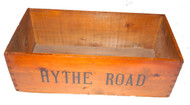 Hythe Road Inventory Box