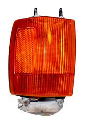 Left Hand Parking Light Assembly All Amber Lens (UD26355U)