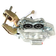 UG14487 Left Hand Rear Caliper for Late Models that do not have a master cylinder.