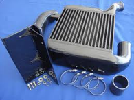 Front mount Intercooler system to suit 100 Series