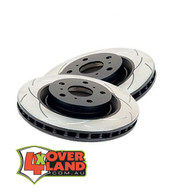 BD20012 Jeep Wrangler Auto-Craft Brake Rear Disc[PR]