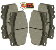 BP20102 Jeep Wrangler Auto-Craft Performance Brake Pads Rear[PR]