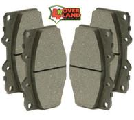 BP93101 Ford PX Ranger Auto-Craft Performance Brake Pads Front[PR].