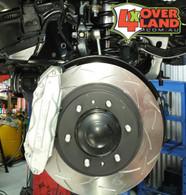 BK93101 Ford PX Ranger Auto-Craft Performance Brake Kit