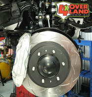 BK93102 Ford PX Ranger Auto-Craft High Performance Brake Kit