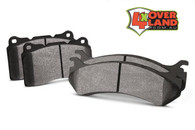 BP20112 Jeep Wrangler Auto-Craft High Performance Brake Pads Rear[PR]