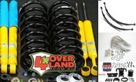 Nissan D40 Navara TD and petrol Bilstein Platinum Kit Intermediate-Levelling
