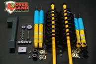 Toyota 100 series IFS TD and petrol Bilstein Platinum Kit Intermediate Levelling