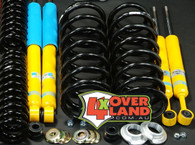 Toyota 150 Prado TD and petrol Bilstein Platinum Kit Intermediate