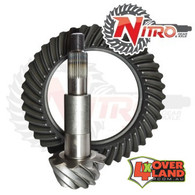 1991-1997 Toyota Land Cruiser 80 Series without E-locker, 4.56 Ratio, Nitro Rear crown wheel and pinion.