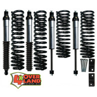 Toyota 105 series (100 Live Axle) TD and petrol Icon Stage 2 Heavy-Duty
