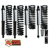 Toyota 80 series TD and petrol Icon Stage 2 Intermediate Levelling kit.