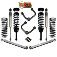 Toyota 150 Series on Icon Kit Stage 3 intermediate levelling 0-20mm lift.