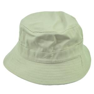 Plain Khaki Beige Bucket Sun Hat Crusher Hunting Outdoors Blank Solid One  Size 5622780e6862