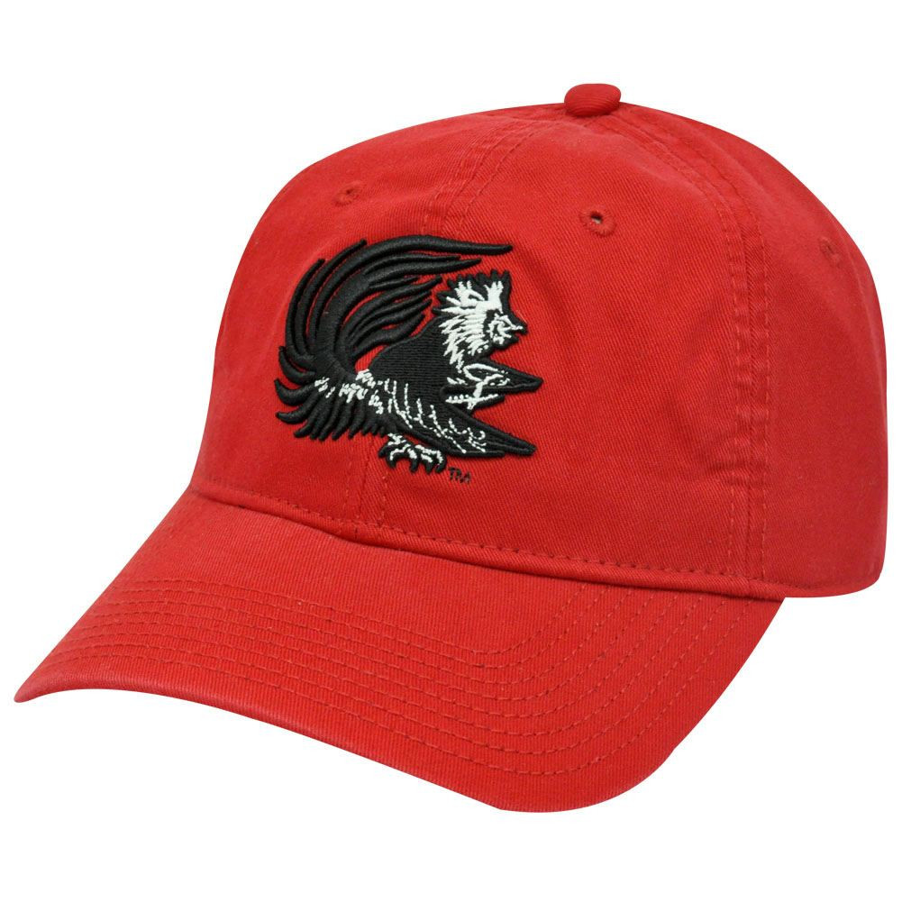 076d8c11ff0 HAT CAP SOUTH CAROLINA GAMECOCKS USC RED BLACK GARMENT WASH GAME ...