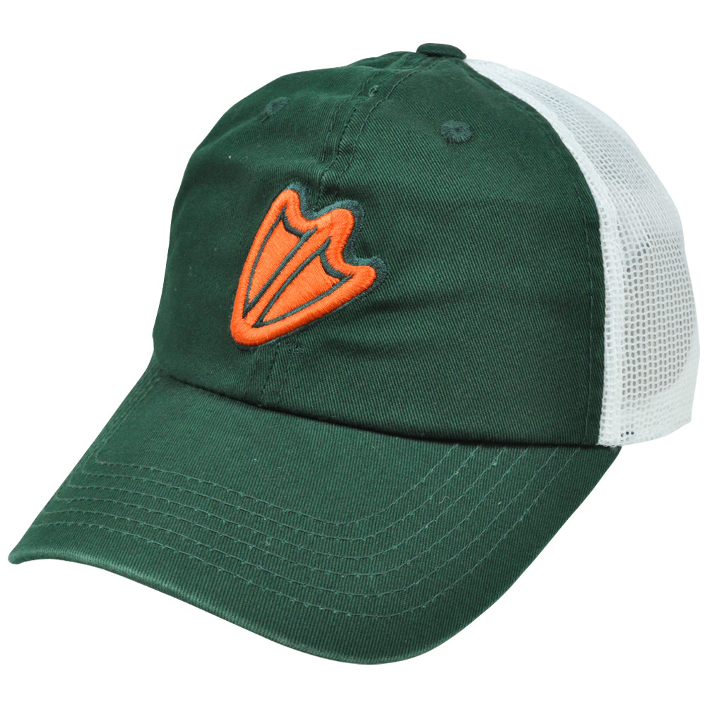 0e0764983 NCAA Oregon Ducks Fleet Fox Garment Wash Slouched Mesh Hat Cap Adjustable  Velcro