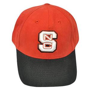 NCAA NORTH CAROLINA STATE WOLFPACK RED ADIDAS CAP HAT