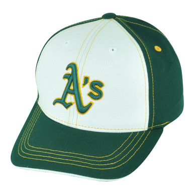 47270f113d2b7c MLB Fan Favorite Oakland Athletics Sandlot Youth Adjustable Baseball ...