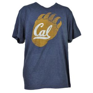 NCAA California Golden Bears Cal Short Sleeve XLarge Tshirt Tee Mens Distressed