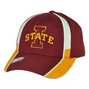 NCAA Iowa State Cyclones  Hat Cap Adjustable Sport Captivating Headgear
