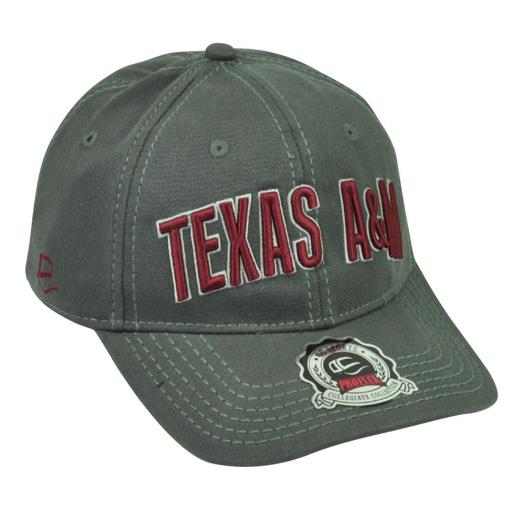 21b19018052 NCAA Texas A M Aggies ATM Flex Fit Medium Large Pro Flex Stretch Hat ...
