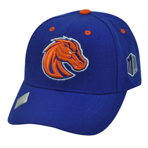 NCAA Boise State Broncos Top of the World  Blue Sports Hat Cap Adjustable
