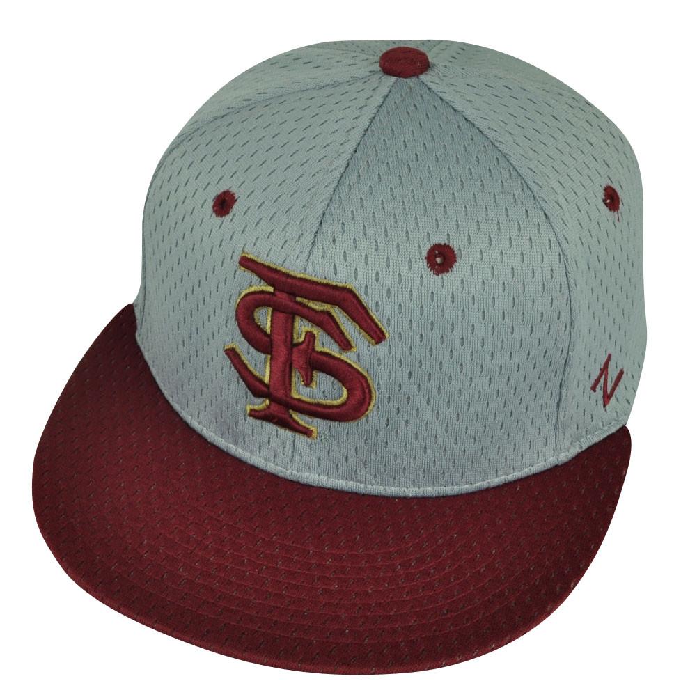 99f512ed0f577 NCAA Florida State Seminoles Zephyr Noles Hat Cap Flat Bill Small ...