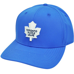 NHL American Needle Toronto Maple Leafs Sky Blue Curved Bill  Hat Cap