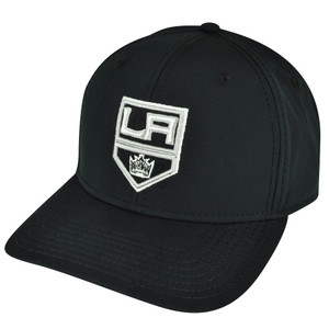 NHL American Needle Los Angeles Kings  Black Sport Curved Bill Hat Cap