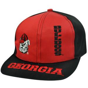 HAT CAP SNAPBACK DREW PEARSON GEORGIA BULLDOGS OLD SCHOOL VINTAGE DEADSTOCK NCAA