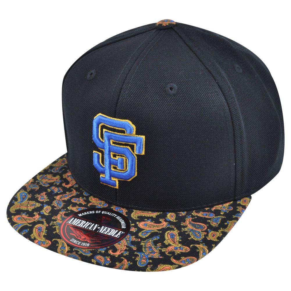 11f3248464b MLB American Needle San Francisco Giants Cooley High Paisley ...