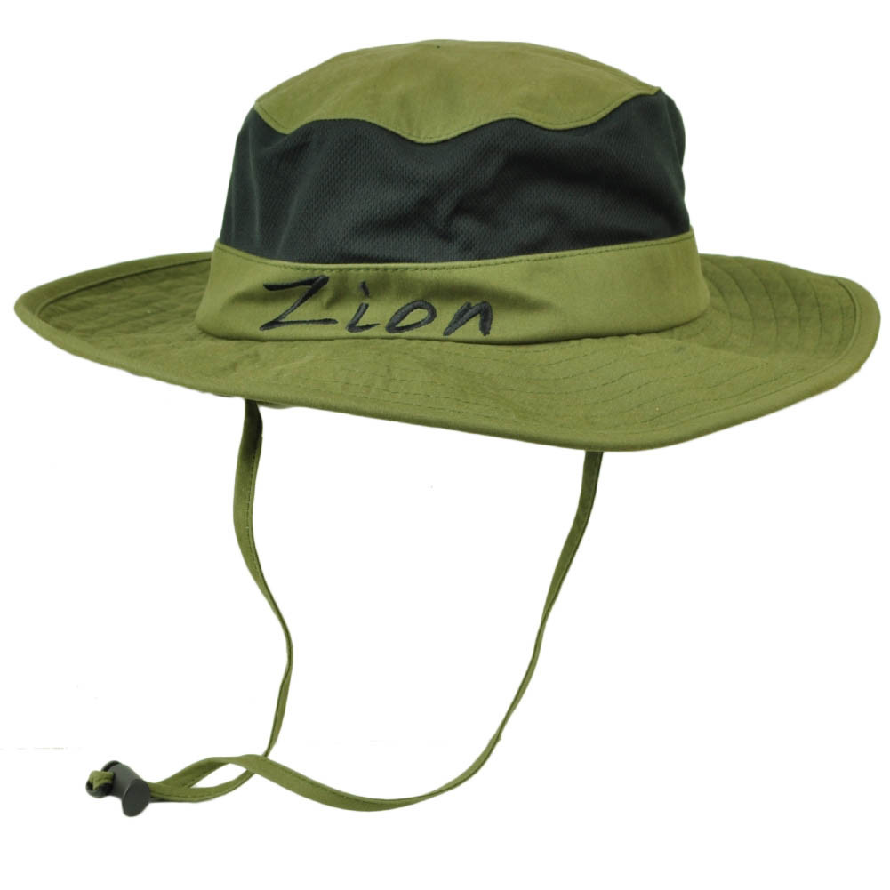 a96fc8b05c2a28 Zion National Park Utah Booney Sun Bucket Hat Chin Strap Mesh Band ...