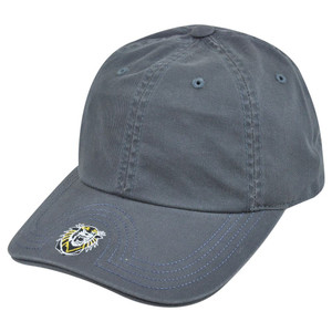NCAA American Needle Fort Hays State Tigers Flambam Velcro FHSU Relaxed Hat Cap