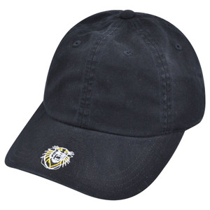 NCAA American Needle Fort Hays State Tigers Flambam Velcro Blank Hat Cap Relaxed