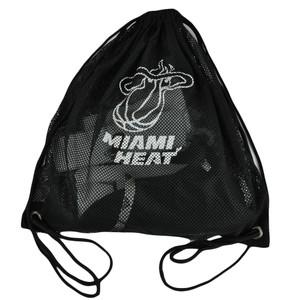 Miami Heat Set Combo Back Pack Shirt Headband Wristband Hat Cap Adidas XLarge