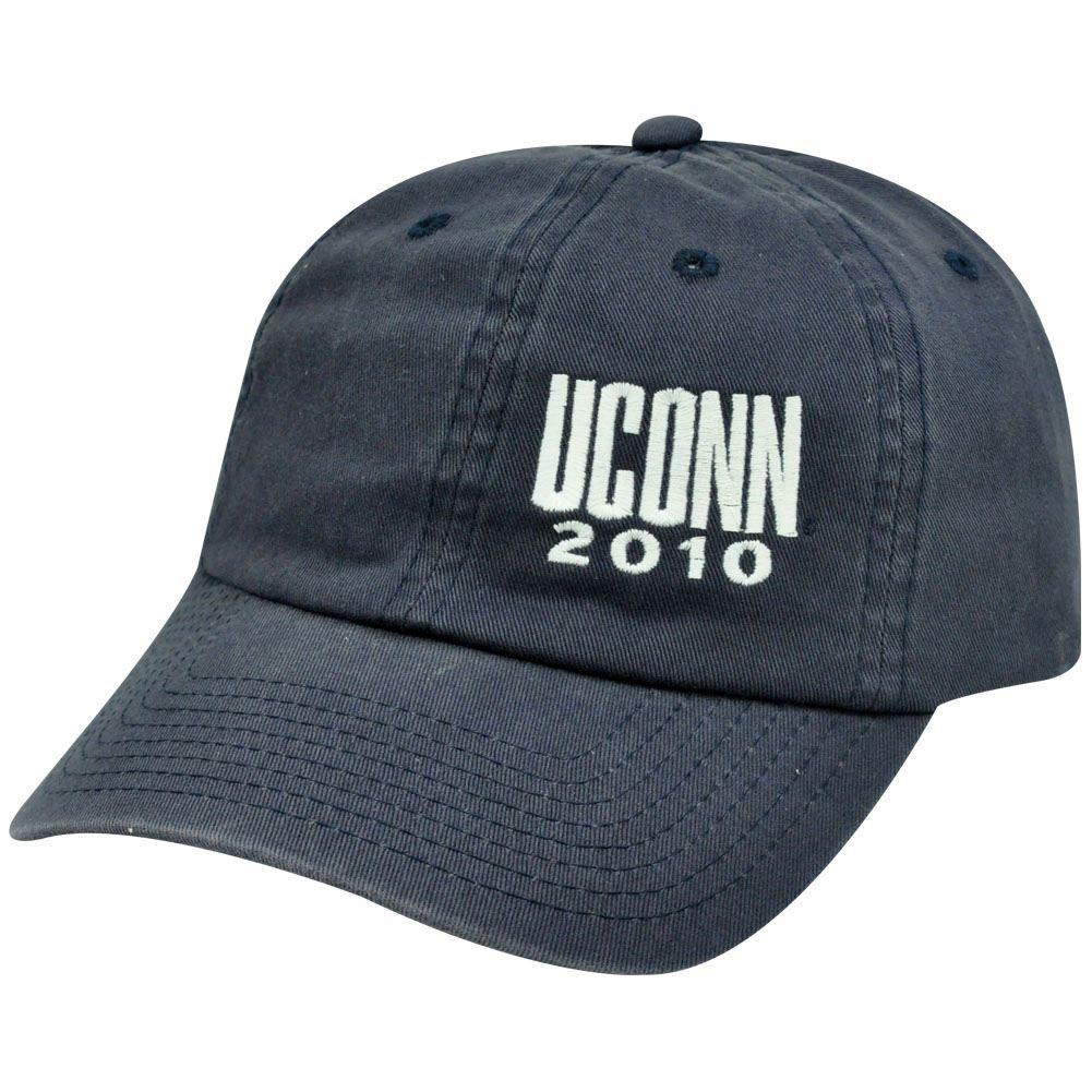 NCAA UCONN 2010 WEEKENDER HAT CAP BLUE CONN - Cap Store Online 1c14e3373