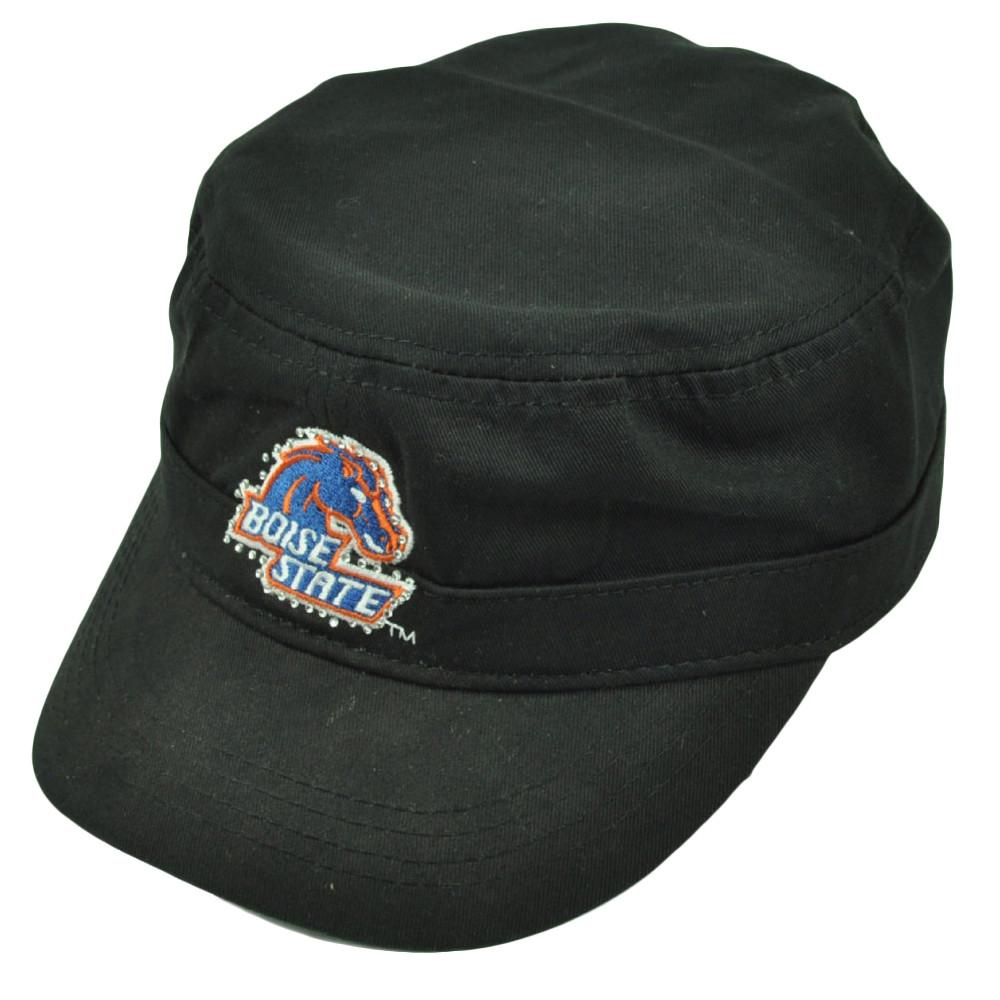 1641b81d991ea NCAA Boise State Broncos Ladies Cut Women Cadet Style Hat Cap ...