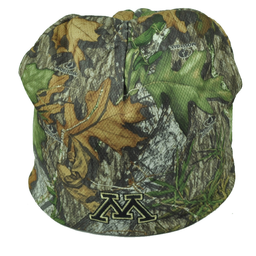 11957a329c9 NCAA Minnesota Golden Gophers Mossy Oak Camouflage Camo Cuffless ...