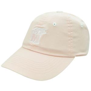 NCAA Maryland Terrapins Womens Sun Buckle Pink Garment Wash Slouch Relax Hat Cap