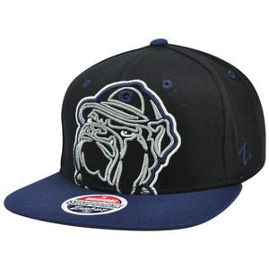 NCAA Georgetown Hoyas Original Zephyr XRay 32/5 Snapback ZHat Flat Bill Hat Cap