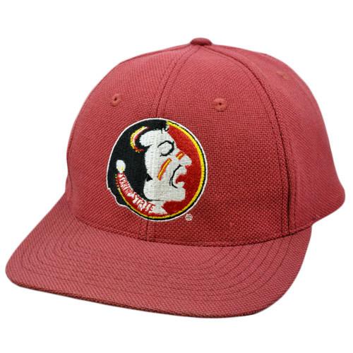 NCAA Vintage Retro FSU Florida State Seminoles Snapback Cap Hat Logo ... 8c38644b6cfa