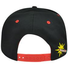 cdd0dae29b0 Smarties Sugar Wafer Candy Rolls Fruit Tablet Rockets Flat Bill Snapback  Hat Cap